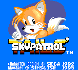 Tails' Skypatrol (Title).png