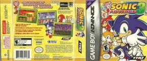 Sonic Advance 3 — Sonic SCANF Info